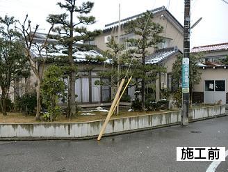 A様邸・フェンス工事
